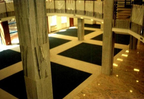 elegancka wykładzina podłogowa