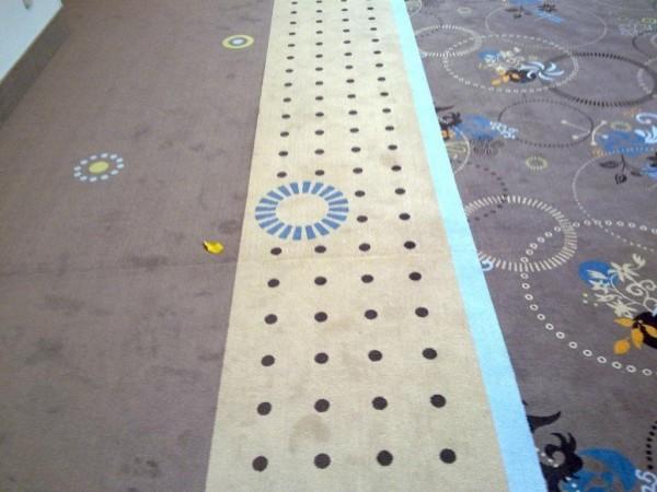 miękka wykładzina dywanowa