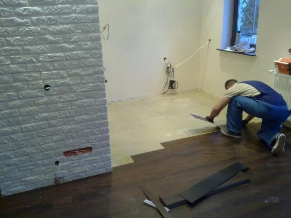 montaż wykładziny podłogowej w mieszkaniu